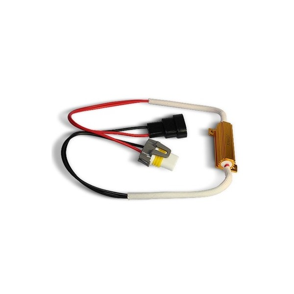 9005/HB3/9006/HB4/H10 LED warning canceller met stekkers, M-Tech