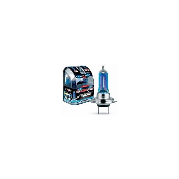 Simoni Racing Halogeen lamp H4 (6000K) Hyperwhite 12V/60-55W