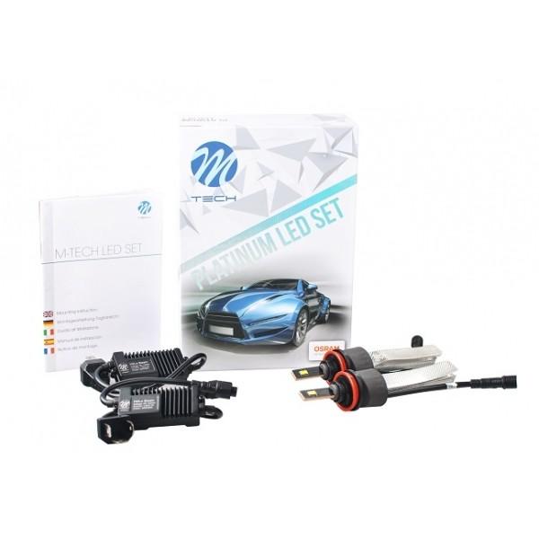LED Conversie Kits H1 Osram Platinum 5700K 5200lm
