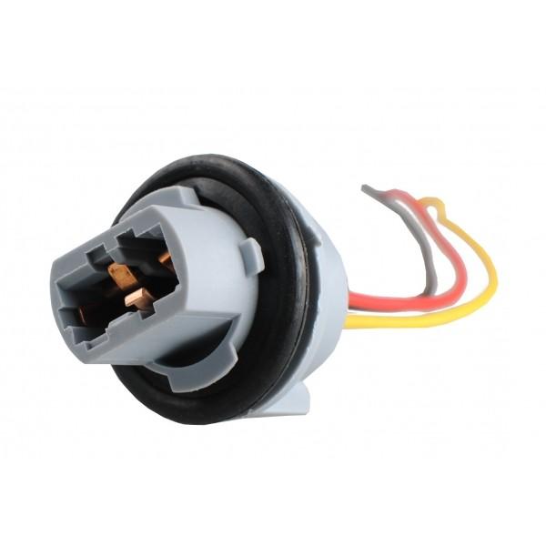 Stekker T20 - W21/5W met kabels