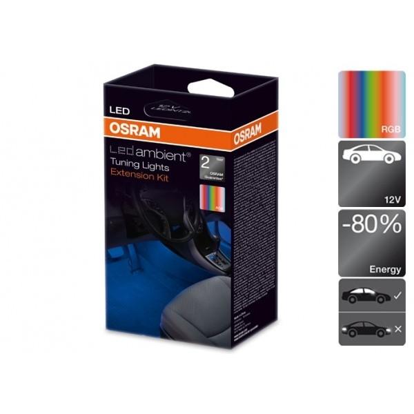 OSRAM LEDambient Extensionkit Interieur verlichting (16 kleuren)