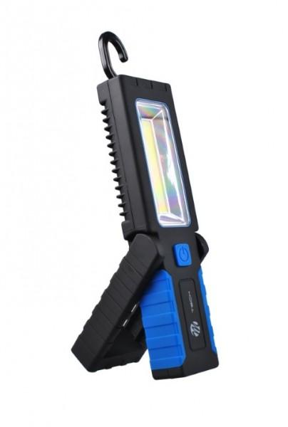 Zaklantaarn LED Inspectielamp 3W COB 3xAAA