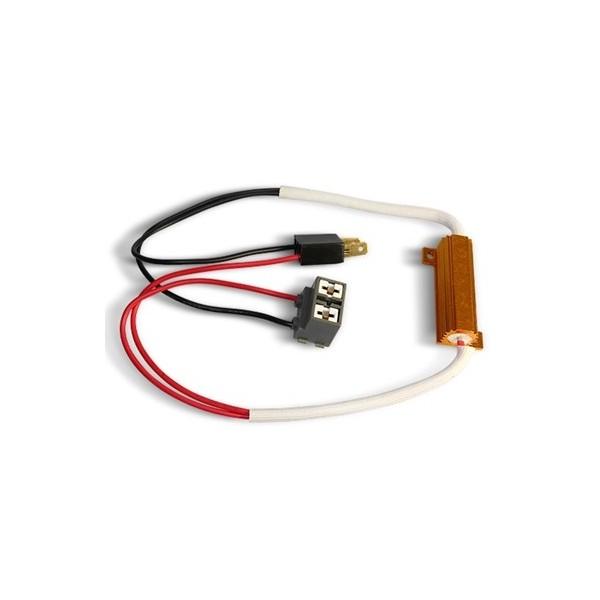 H7 LED warning canceller met stekkers, M-Tech
