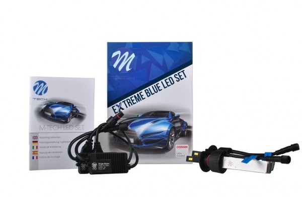 LED Conversie Kits H7 Osram Extreme Blue 6500K 5000lm