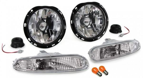 Mazda MX-5 NA 90-98 heldere koplampen incl knipperlichten